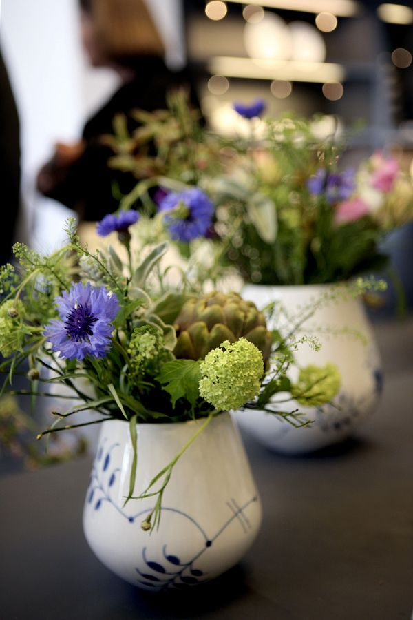 Royal Copenhagen, new Vase, photo Tina Brok Hansen