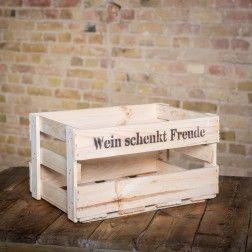 Alte Weinkisten auf weinkiste24.de kaufen! :)