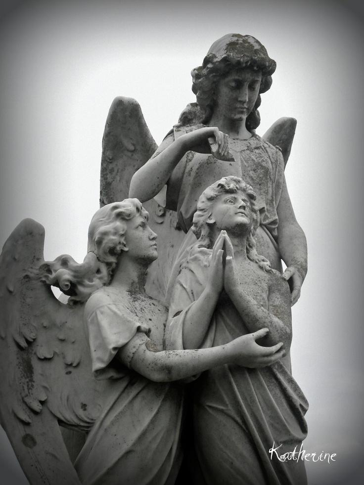 Angels; St.Tudno's churchyard , Llandudno North Wales @Kashannie (Katherine) Benusa Benusa