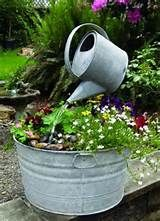 homemade water fountain ideas - Yahoo Image Search Results                                                                                                                                                                                 More