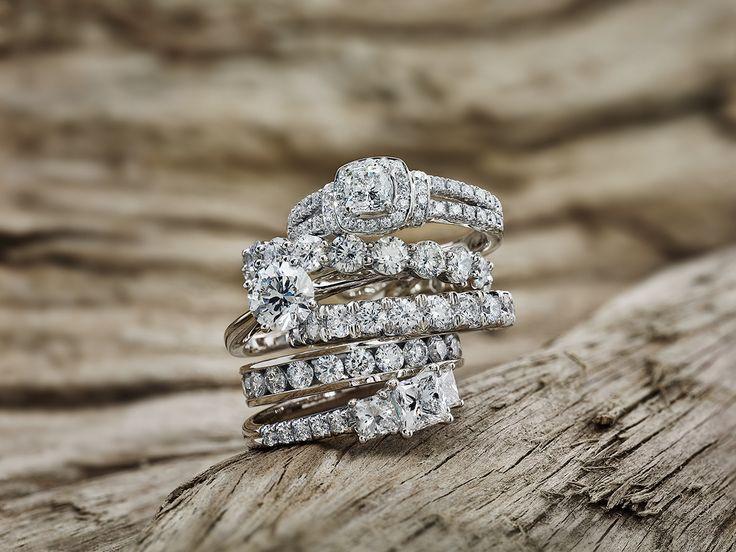 The CanadaMark hallmark program provides independent verification that a diamond is of Canadian origin.