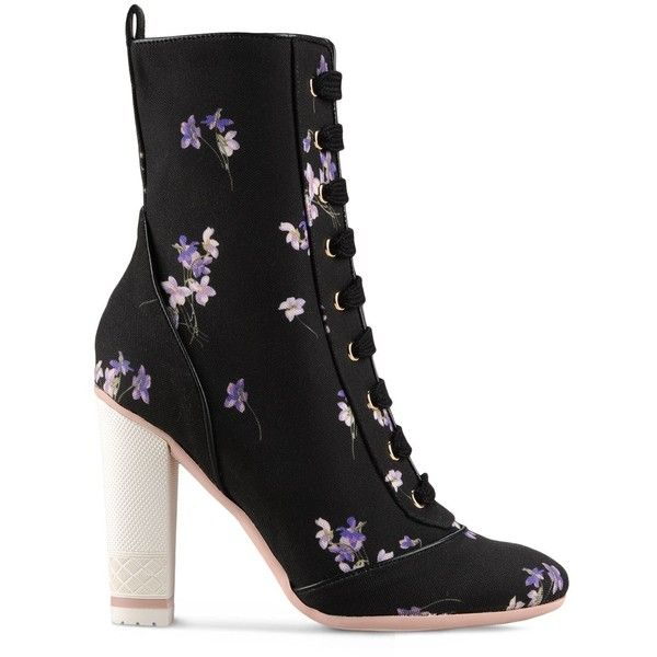 25  best ideas about Floral ankle boots on Pinterest | Bohemian ...
