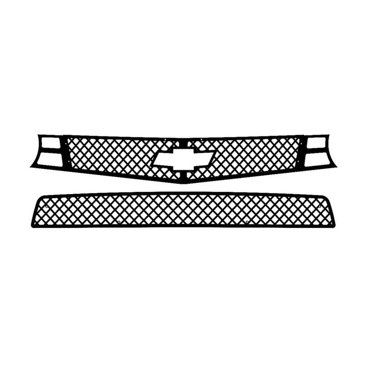Ferreus Industries - 2010-2013 Chevy Camaro SS - Black Powdercoat Basic Mesh Grille Insert Trim, $114.99 (http://www.ferreus.com/2010-2013-chevy-camaro-ss-black-powdercoat-basic-mesh-grille-insert-trim/)