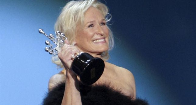 Glenn Close. Premio Donostia 2011.