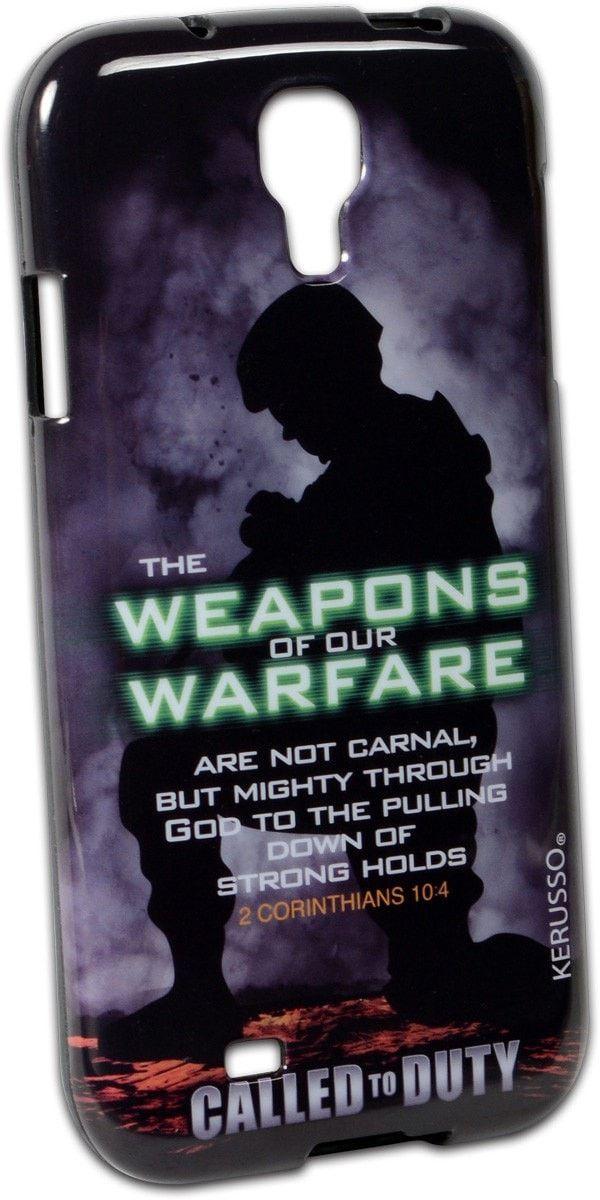 Weapons Of Warfare Galaxy 4 Phone Case