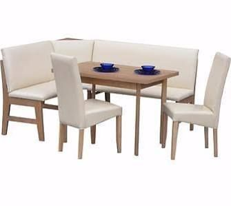 Corner Banquette Dining Set   Google Search