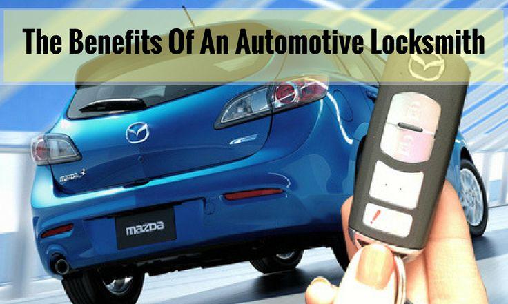 The Benefits Of An Automotive Locksmith. #AutomotiveLocksmiths #MobileAutomotiveLocksmith