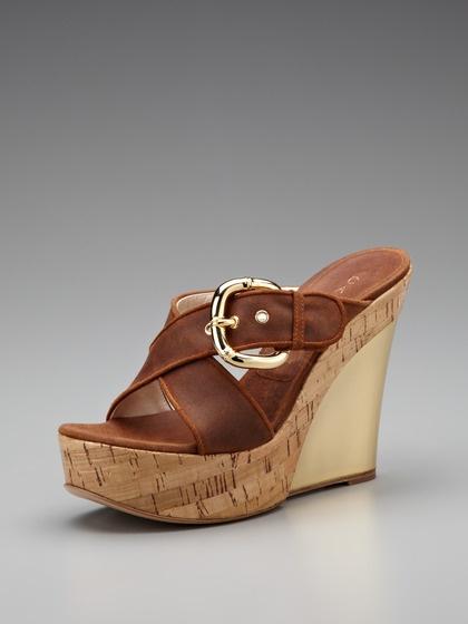 Casadei Buckle Wedge Sandal: Platform Wedges, Buckles Details, Adorable Shoes, Casadei Buckles, Buckles Wedges, Wedges Sandals, Shoes Addiction, Sandals High, Inch Wedges