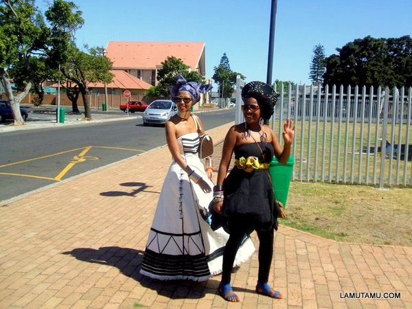Dineo Maboe.african fashion