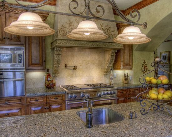 17 best images about old world light fixtures on pinterest for Tuscan style kitchen lighting