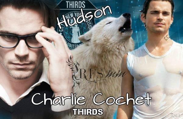 Hudson Charlie Cochet  THIRDS