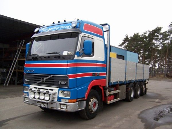 Begagnade Volvo FH lastbilar. Used Volvo FH trucks.