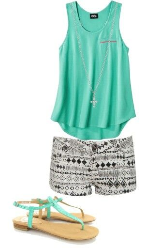 Summer outfit <3 <3 <3 <3 <3