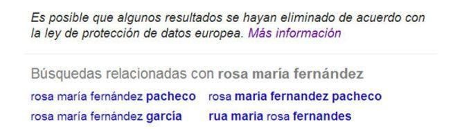 Google empieza a aplicar el 'derecho al olvido'