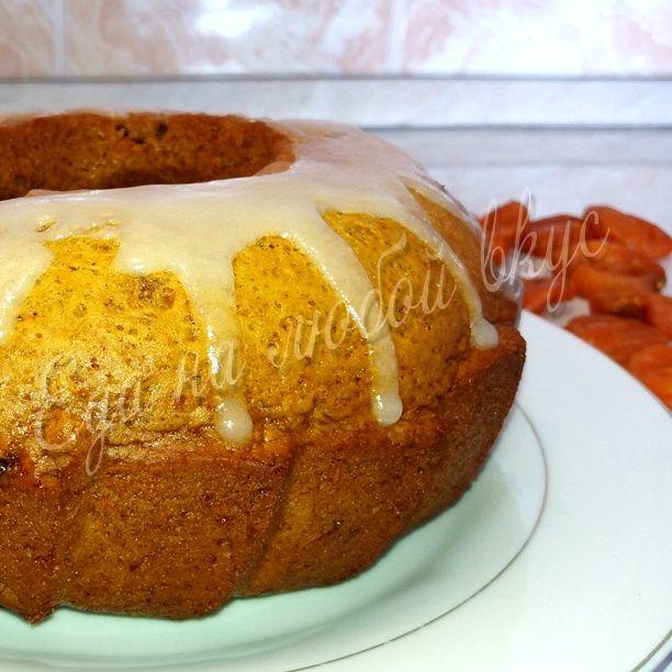 """Постный пирог """"Монастырский"""" или Чайный кекс"""