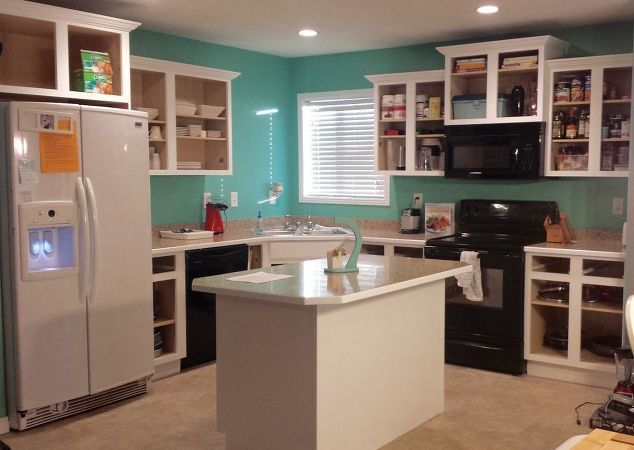 how to paint kitchen cabinets white best paint for the job house