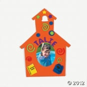 back to school picture frames