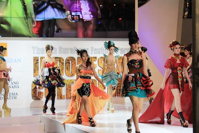 fashion culturemix from indonesia