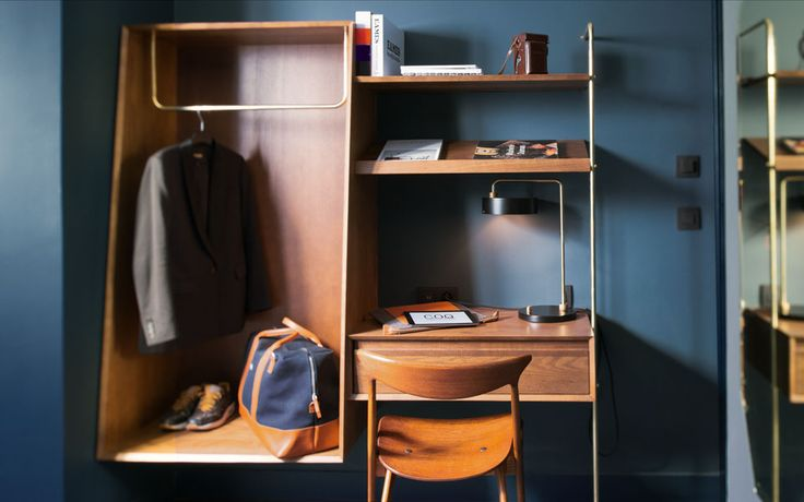<p>The C.O.Q Hotel Paris was designed for everyone to find the space that…