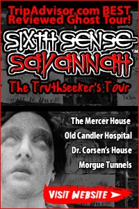 Savannah: 6th Sense Tours