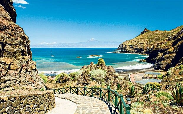 "La Gomera, the ""quiet"" Canary Island  OMG this is to die for"