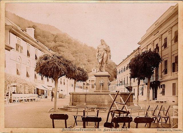 Baile Herculane - 1885