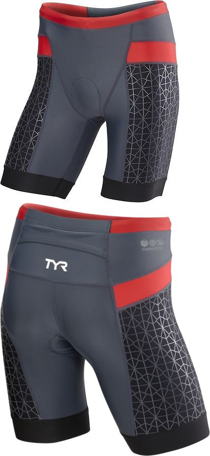 Triathlon 2918: Tyr Mens 9 Competitor Tri Short - 2017 -> BUY IT NOW ONLY: $74.95 on eBay!