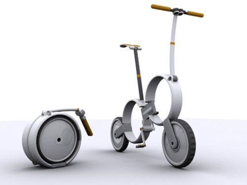 30 diseños creativos forma innovadora de bicicletas