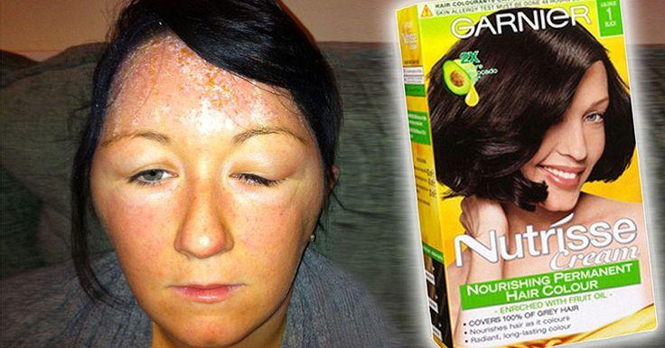 ConsejosdeSalud.info: Los tintes de cabello contienen mas de 5000 tipos de químicos que causan cáncer! mira que usar en su lugar