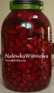 Wcześniej robiłam eksperymentalny likier truskawkowy. Wykorzystałam metodę w przypadku wiśni.   Składniki:  3 kg wiśni na sok 500 g cukru ...