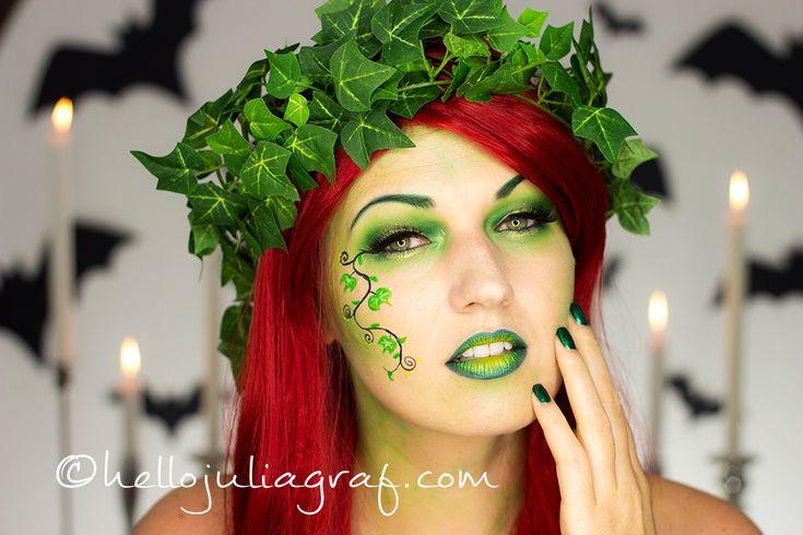 Julia Graf: Halloween Series: Poison Ivy