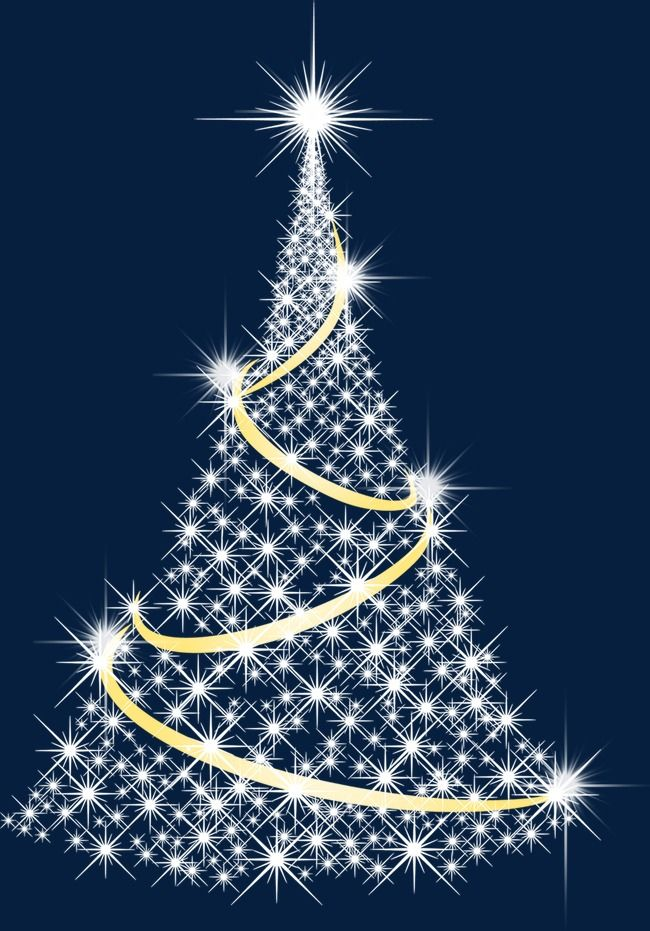 Christmas Tree Tree Clipart Twinkling Star Brilliant Png Transparent Clipart Image And Psd File For Free Download Xmas Tree Clipart Christmas