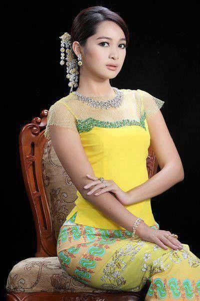 "myanmar celebrity""moe yu san"""