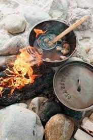 cooking clams on the beach - Google-haku