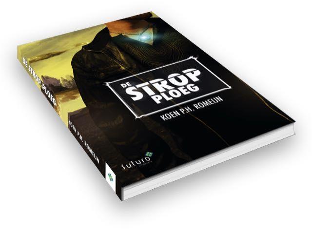 """Mooie recensie van 'De Strop Ploeg' van Koen Romeijn bij Thrillzone: """"Met de climax van de Strop Ploeg weet Romeijn de lezer zeker te onderhouden. Voor mensen die graag fantaseren over hoe onze toekomst er uit kan zien, is dit een fijne thriller."""" #destropploeg #koenromeijn #scifi #thriller #thrillzone #futurouitgevers"""