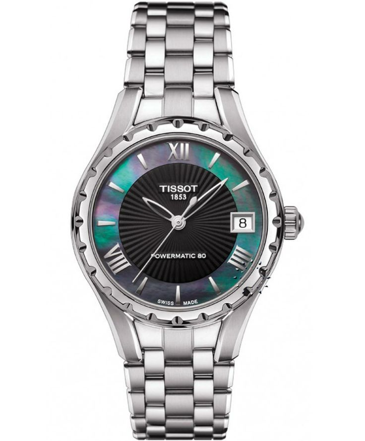 TISSOT T072 Powermatic 80 Two Tone Stainless Steel Bracelet Η τιμή μας: 526€ http://www.oroloi.gr/product_info.php?products_id=36524