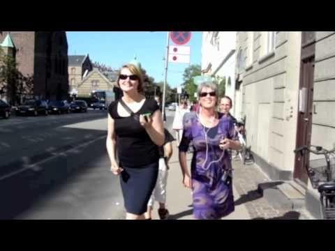 Dance Walking in Copenhagen - May 25th