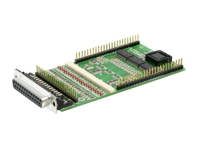 20 Channel Digital Input Module Janz Tec VMOD-BE20 available from AGS Industrial Computers http://www.agsindustrialcomputers.com