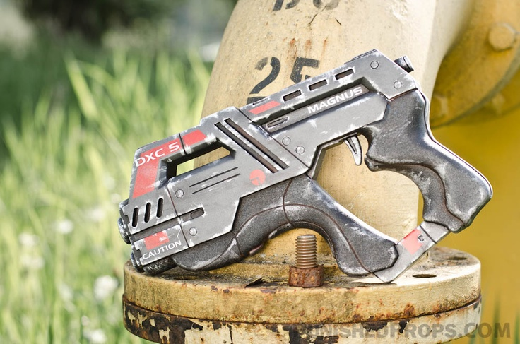 M-6 Carnifex (Mass Effect) from Punished Props