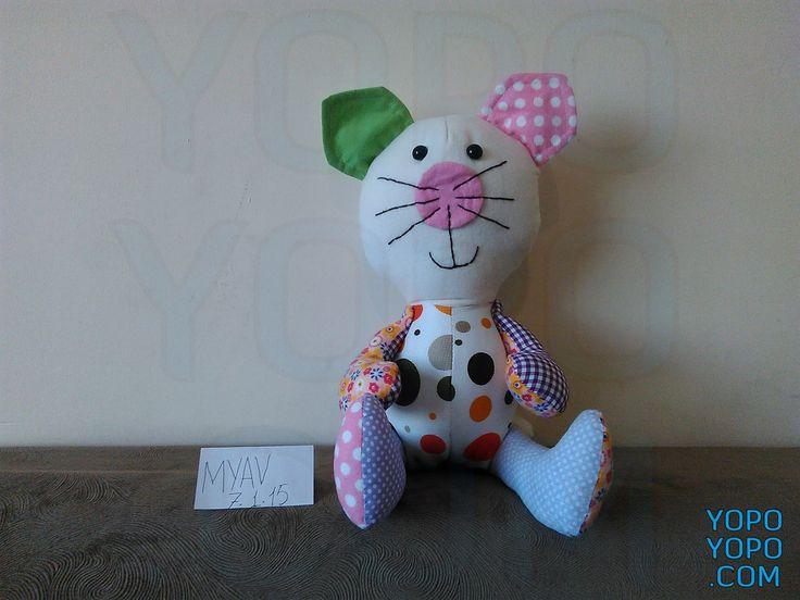 Oyuncak Sevimli Kedicik MYAV7115 Renk: Karma  Kumaş: Karma  İç Dolgu: Elyaf  Ebat: 40 cm  Fiyat: 30 TL  Açıklama: Saçı İp Püsküllüdür.  Kargo: Alıcıya Ait (Firmayı seçebilirsiniz)