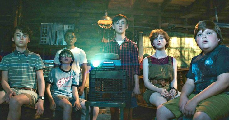 IT Remake Ditches Controversial Underage Sex Scene? -- Stephen King's original IT novel alluded to the The Losers Club losing their virginity, which apparent didn't make it into the new movie. -- http://movieweb.com/it-movie-remake-2017-sex-scene-lose-virginity/