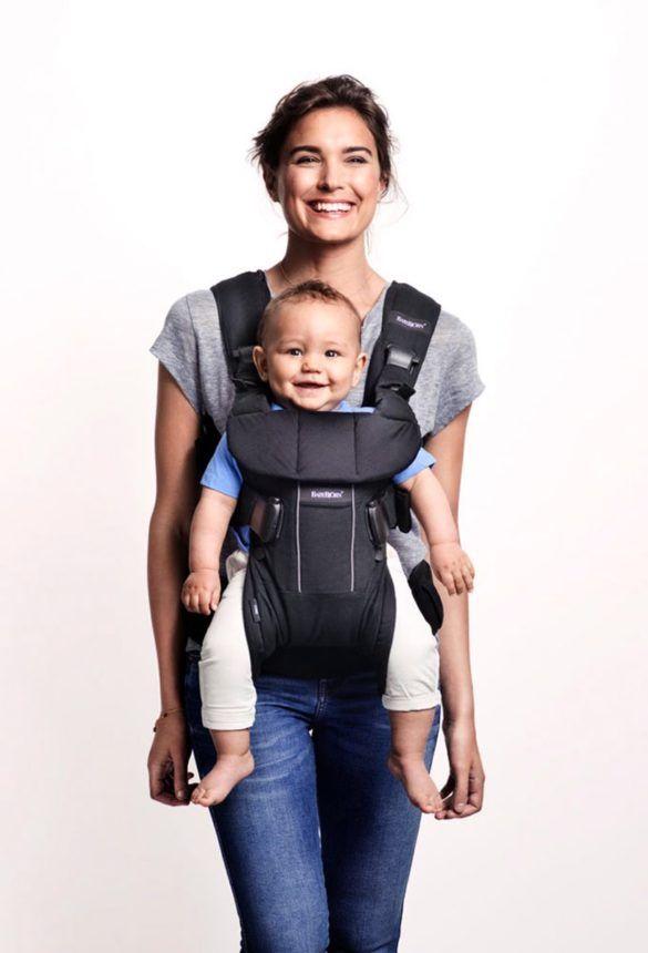 Babybjorn Carrier One Review Best Babywearing Pinterest