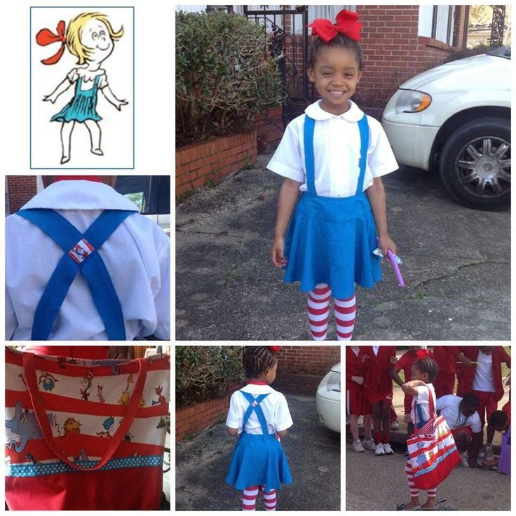 cat in the hat costume pattern sallyfromcatinthe - Cat In The Hat Halloween Costume Ideas