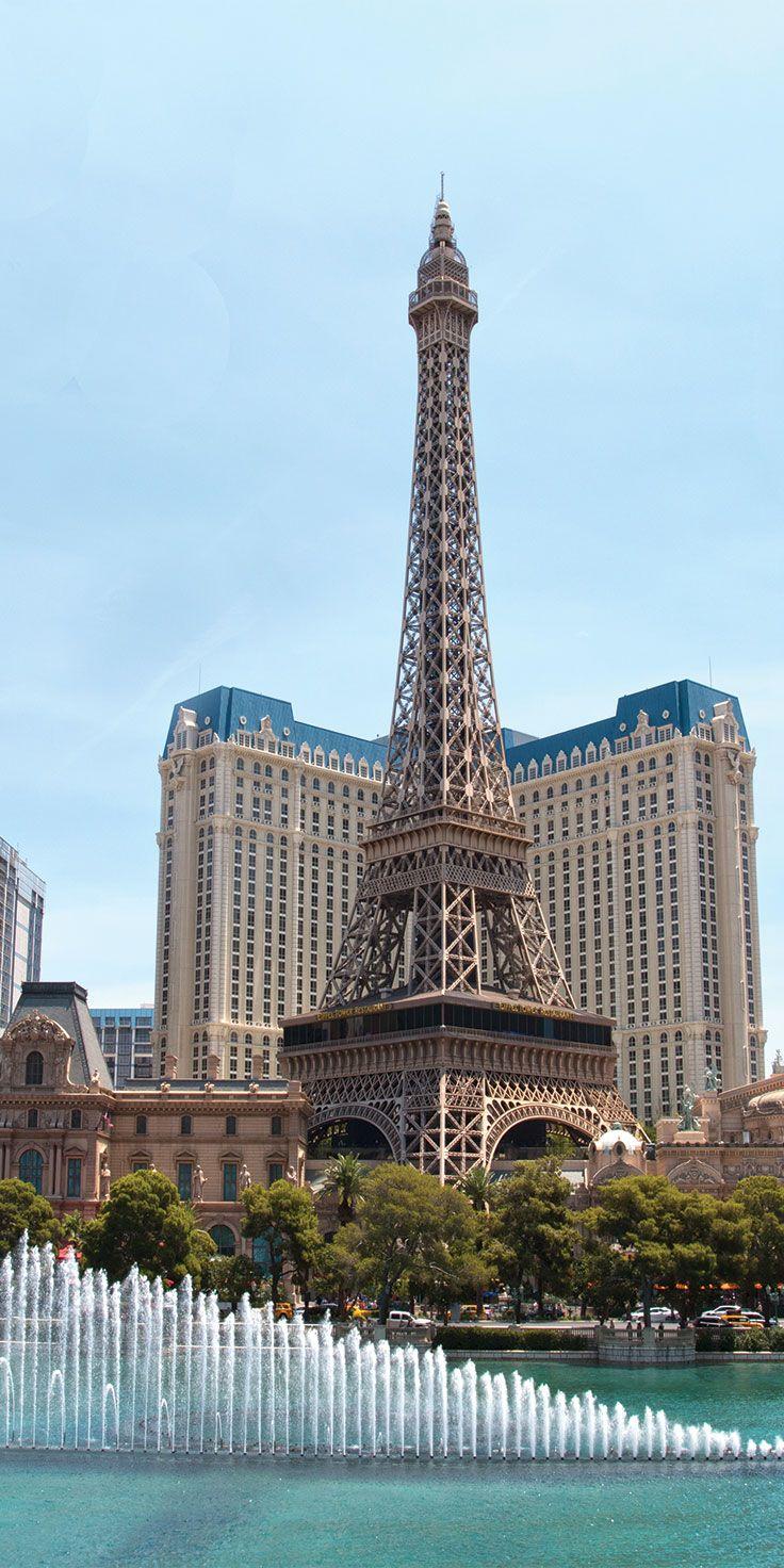 Bellagio Fountain in Las Vegas - by Sjana Earp