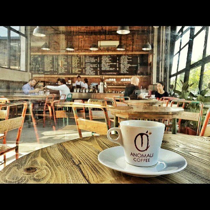 Anomali Coffee - Kebayoran Baru - Jakarta