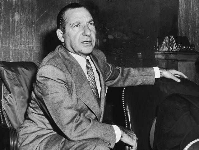 "A profile of Frank Costello, the Prime Minister of the Underworld, who gained a reputation for being the great ""fixer"" through bribing politicians, judges and others in law enforcement."