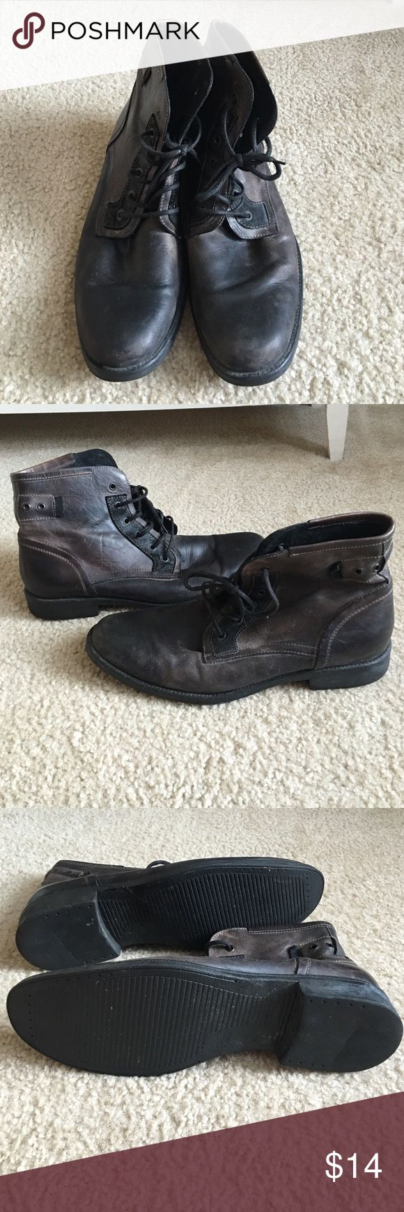 Mens Aldo Boots Used Mens Aldo Boots ALDO Shoes