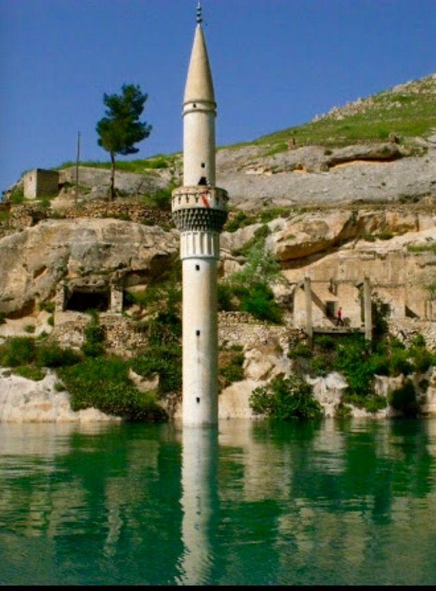 Batık Minare # Bafra Samsun