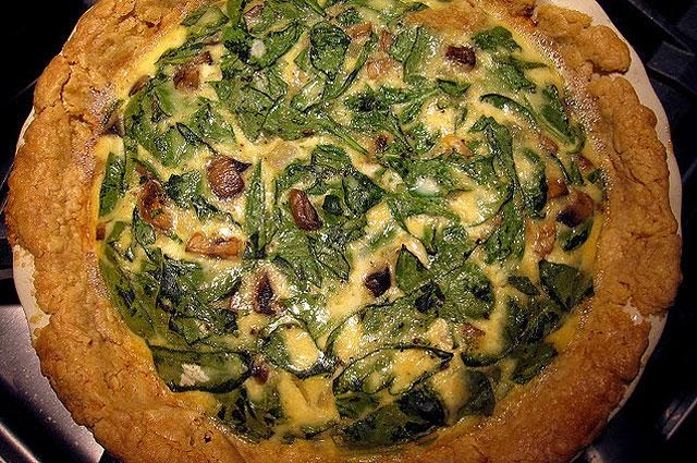 many yummy ways to cook eggs (2): Olive Oils, Egg Quiche, Quiche Lighten, Healthy Food, Favorite Recipes, Balanced Meal, Healthy Quiche Recipes, Omnomnom
