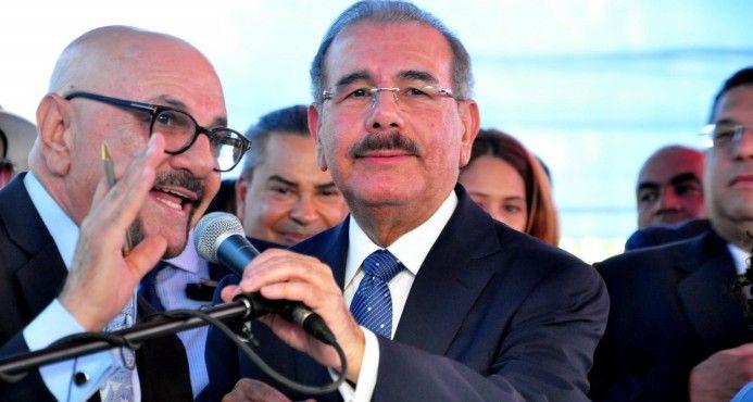Danilo Viaja Mañana A Guatemala A Toma De Posesión De Jimmy Morales